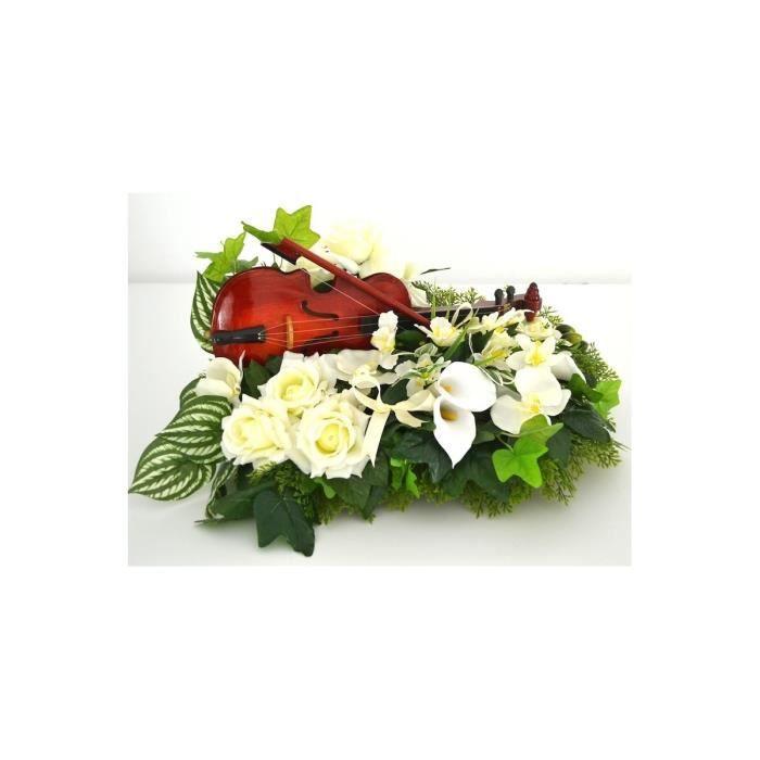 composition florale pour cimetire cheap composition florale fleurs funraire cimetire dcoration. Black Bedroom Furniture Sets. Home Design Ideas