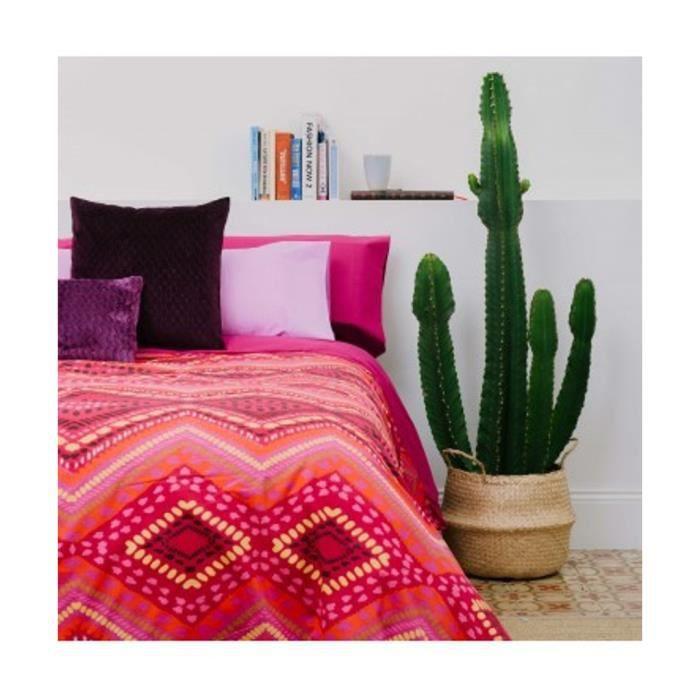 couette bordeau achat vente pas cher. Black Bedroom Furniture Sets. Home Design Ideas