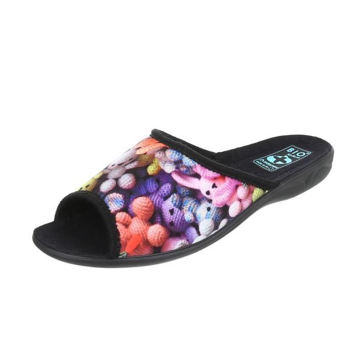 Chaussures Femme 5cm talon Chaussure WYS-XZ054Noir39 KSC8wP5