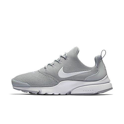 taille 40 0185b 3ce96 Nike New Presto Fly Courir Sneaker VKDID Gris Gris - Achat ...