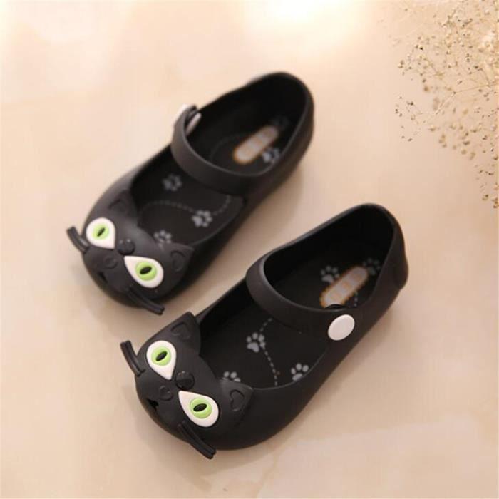 Sandale Fille 2018 mode Meilleure Qualité Antidérapant Nouvelle Léger Chaussure Mignon Plus De Couleur Sandales Grande Taille 24-29
