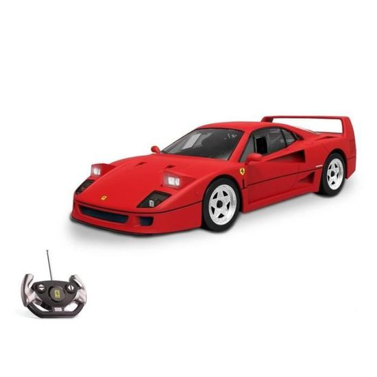 Mixte Mondo Ferrari De A F40 Partir Échelle 114ème Garçon Voiture Ans Radiocommandée 3 TF1J3lKc