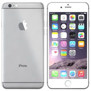 SMARTPHONE IPHONE 6 16GB SILVER ARGENT