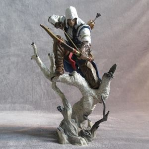 FIGURINE - PERSONNAGE Assassin's Creed III Figurine 26 cm Connor Kenway