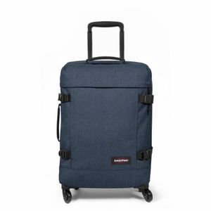 SAC DE VOYAGE Valise cabine Eastpak Trans4 S coloris Double Deni