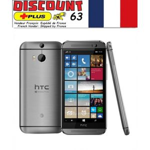 SMARTPHONE HTC One M8 16GB Gris Débloqué