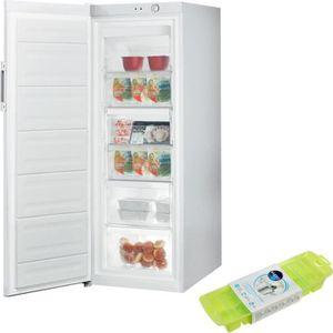 CONGÉLATEUR PORTE INDESIT CONGELATEUR armoire vertical blanc A+ Froi