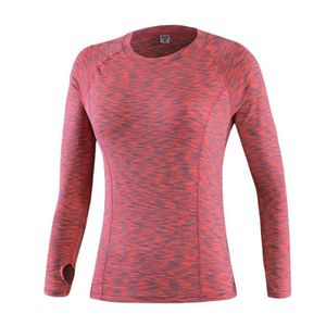 T-SHIRT MAILLOT DE SPORT T-shirt de Sport Femme Running Fitness Séchage Rap 9add6dc0063