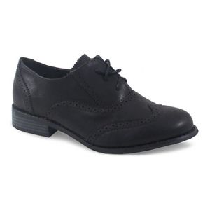 DERBY By Shoes Derbies Style Cuir Mat - Femme