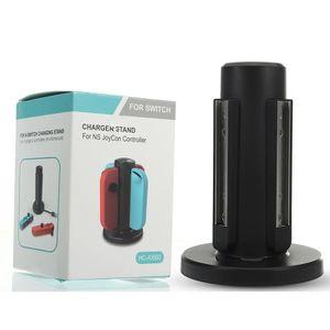 CHARGEUR CONSOLE 4en1 USB Chargeur Station de Charge pour Joy-Con N