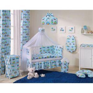 Chambre enfant milena achat vente chambre enfant - Chambre d enfant bleu ...