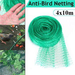 FILET ANTI-OISEAUX TEMPSA 4MX10M Filet Anti-Oiseaux Maille Protection