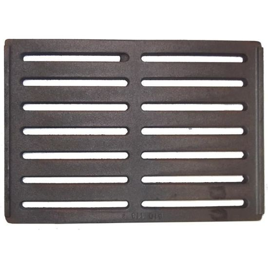 Grille Foyere F610118b Achat Vente Poele A Bois Grille Foyere