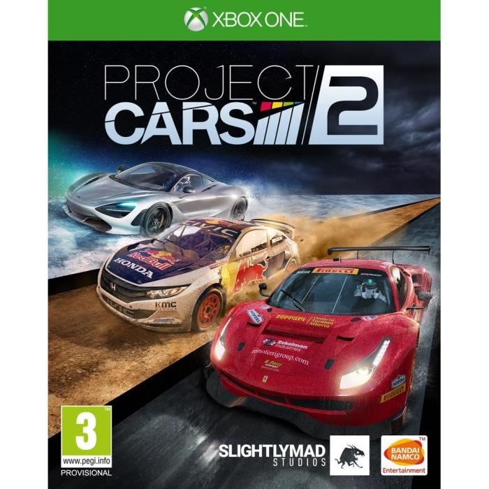Project Cars 2 Jeu Xbox One