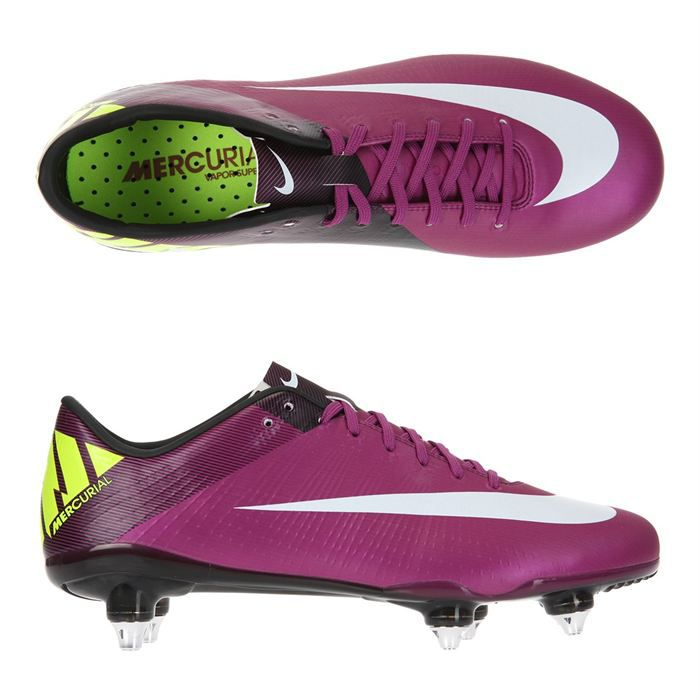 best sneakers 8b7be f555b CHAUSSURES DE FOOTBALL NIKE Mercurial Vapor Superfly III SG Homme