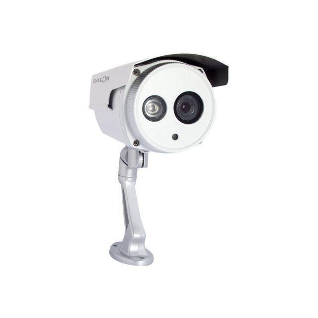 CHACON Caméra de surveillance connectée IP Wi-Fi à usage extérieur