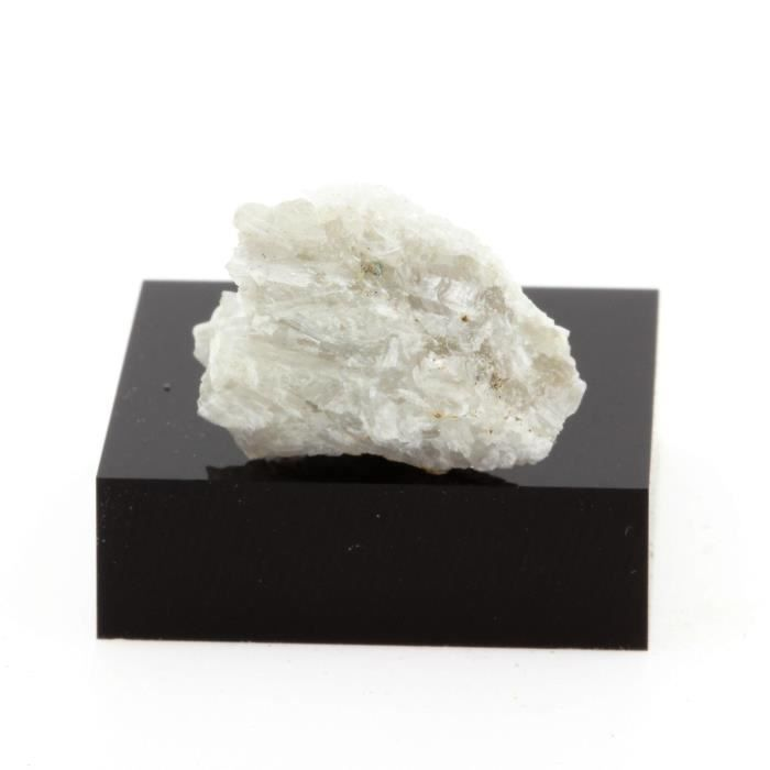 Pierre-Hydrocerussite. 21.3 cts. Gouverneur, New York, USA