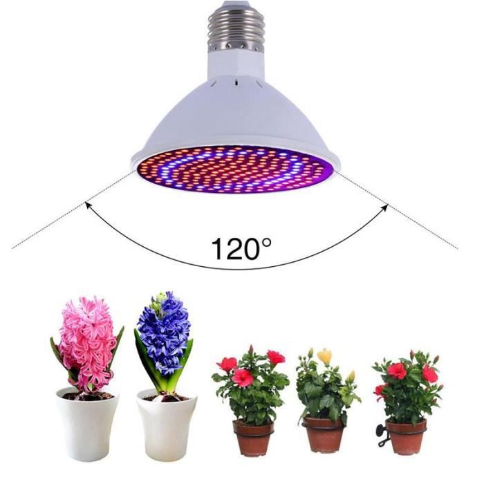 Phyto Culture Hydroponie Indoor Watts Floraison Ampoule Lampe Intérieure Led Horticole 30 J1c3TlFK