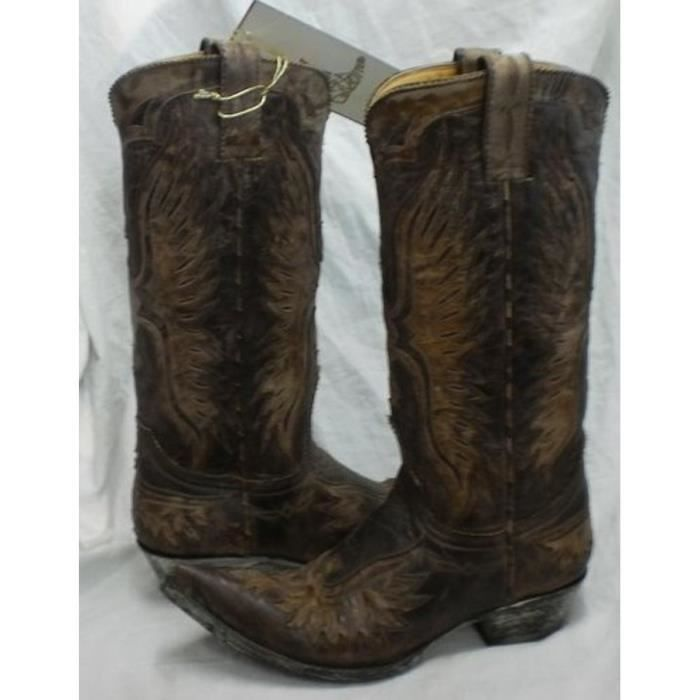 Bottes hommes Bottes Mexicana hommes Shedron - or5957 IMSYS