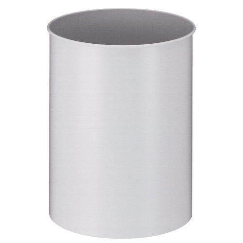 POUBELLE - CORBEILLE V-Part VB 100100/Corbeille à Papier en métal 15 Li