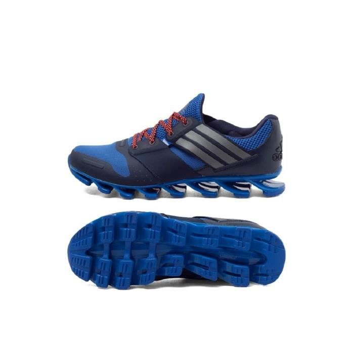 cheaper e1ed4 102a4 Chaussures Running Homme Adidas Springblade Solyce M