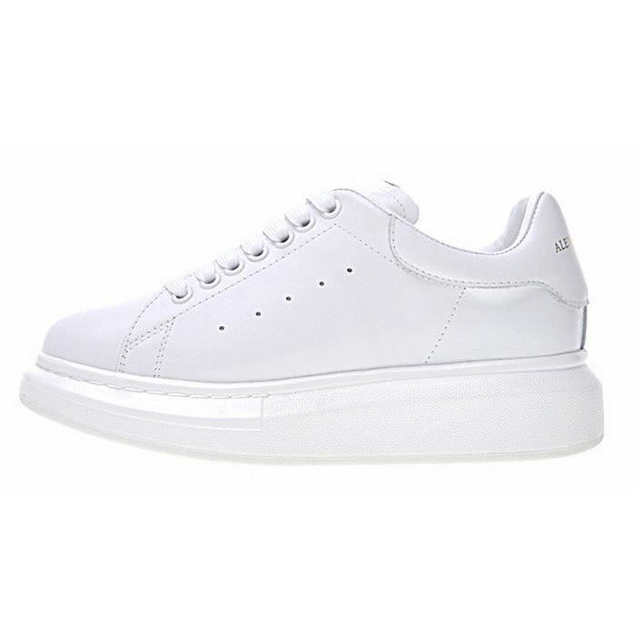 Baskets Mode Alexander McQueen Sneakers Chaussures-Homme Femme ... 3dbc18a1005