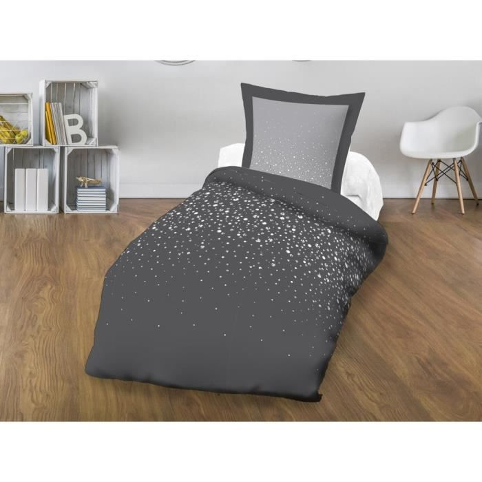 housse de couette strass achat vente housse de couette strass pas cher cdiscount. Black Bedroom Furniture Sets. Home Design Ideas