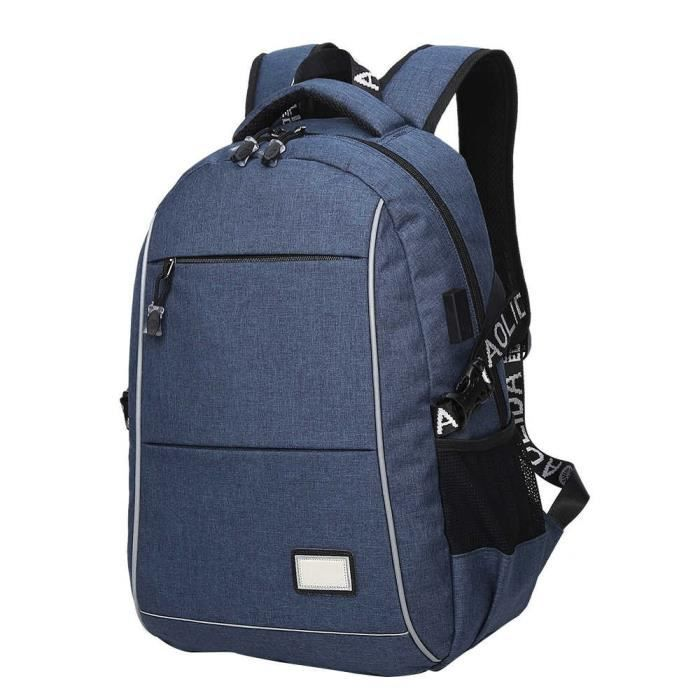 Hommes Mochila Portable 6inch Femmes Charge School Usb 456 À Ordinateur Dos Backpack Cartable 15 Sac nav5AxgX