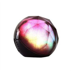 ENCEINTES ORDINATEUR Portable couleur balle Bluetooth haut-parleur chan