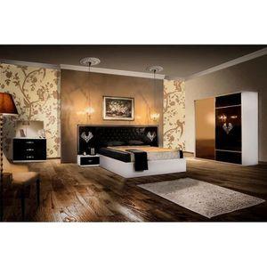 CHAMBRE A COUCHER COMPLETE ROYAL - Achat / Vente chambre complète ...