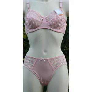 ENSEMBLE DE LINGERIE Ensemble lingerie soutien-gorge 115D + culotte a9fcac38aa5