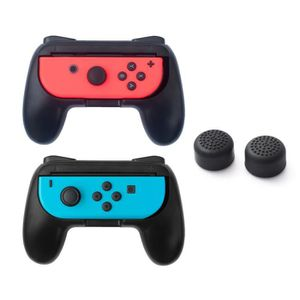 PACK ACCESSOIRE INSTEN® Pour Manette Joy-Con Nintendo Switch : Pac