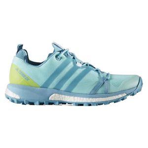 CHAUSSURES DE RANDONNÉE Chaussures femme Trail running Adidas Terrex Agrav cef8ebf0b1a5