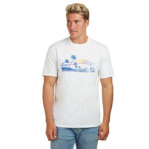 T-SHIRT Ocean Pacific T-Shirt Surf à Manches Courtes Pour