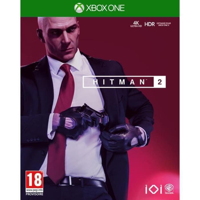 JEU XBOX ONE Hitman 2 Jeu Xbox One