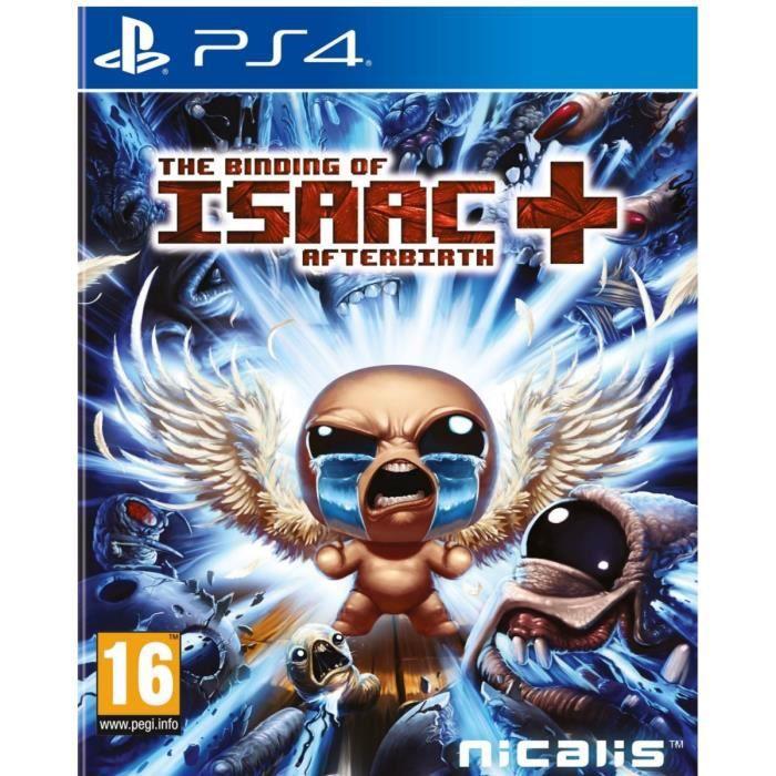 The Binding of Isaac Jeu PS4