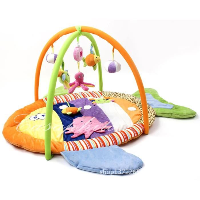Tapis d 39 veil musical couverture musicale tapis d 39 veil - Tapis d eveil fisher price zoo deluxe ...