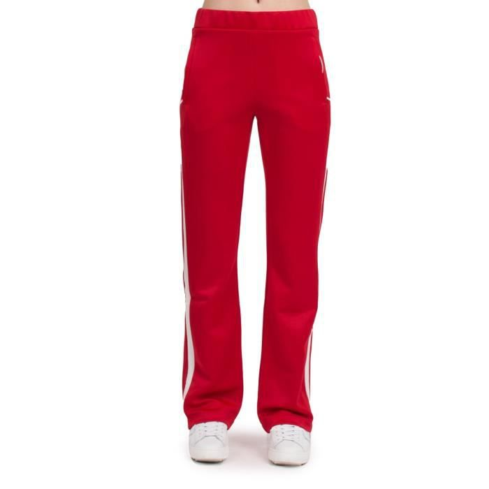 043cac71c7a MONCLER FEMME 87739008496G45B ROUGE POLYAMIDE JOGGERS Rouge Rouge ...