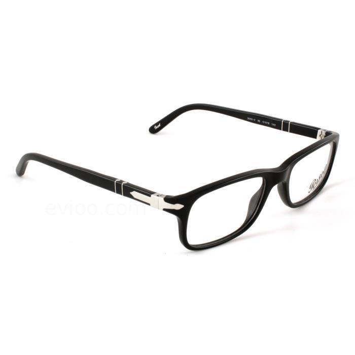 c617c2f0e13d3 Persol PO3005V Noir Taille   51 Noir - Achat   Vente lunettes de vue ...