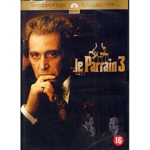 DVD FILM LE PARRAIN 3