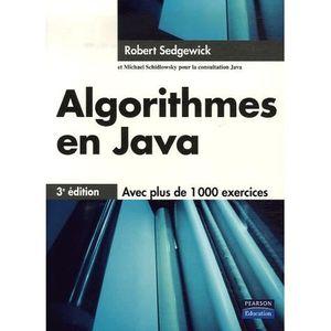 AUTRES LIVRES Algorithmes en java (3e édition)