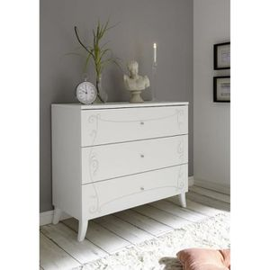 COMMODE DE CHAMBRE Commode SALOME - Chambres adultes