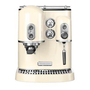 MACHINE À CAFÉ KITCHENAID - Machine à expresso Crème 5KES2102EAC
