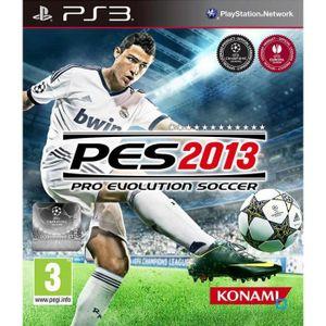JEU PS3 PES 2013 : Pro Evolution Soccer [import allemand]