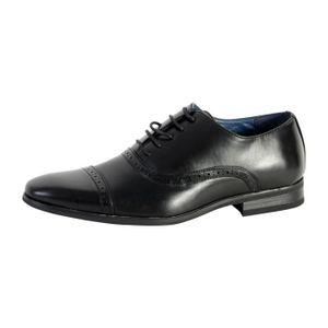 DERBY Chaussure Derby Enzo Marconi WK2300 Noir