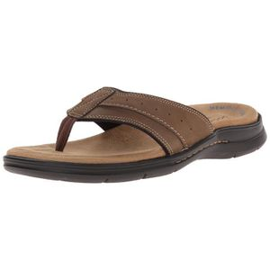 SANDALE - NU-PIEDS Dockers Men's Covena Thong Sandal IDTDS Taille-39