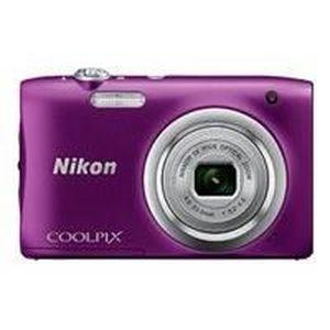 APPAREIL PHOTO COMPACT  NIKON COOLPIX A100 Violet