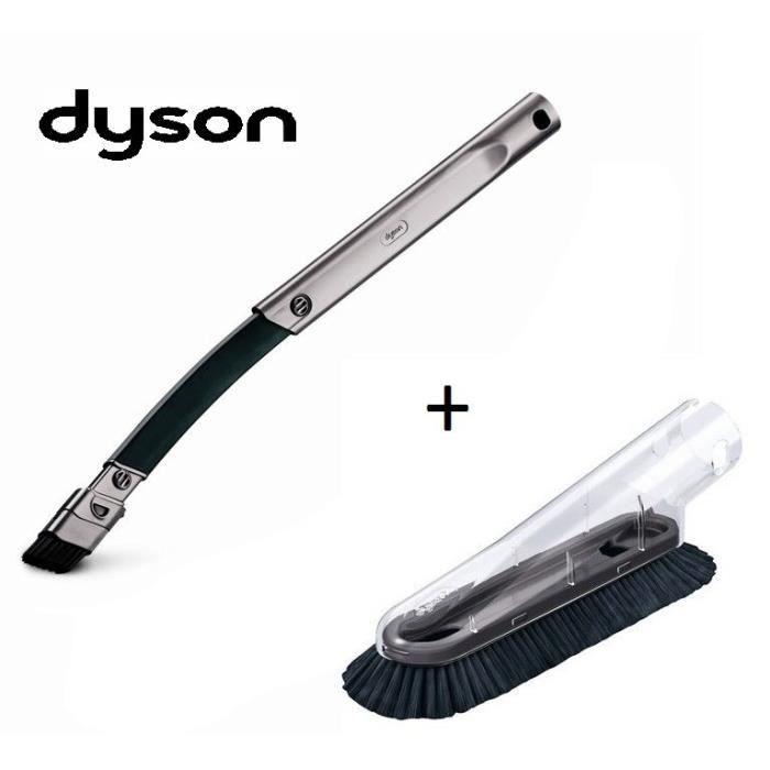 DYSON Kit brosses douce + passe partout