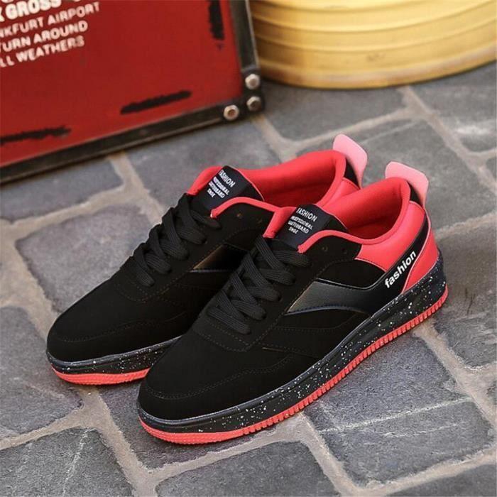 Poids De Arrivee Léger Qualité Baskets Nouvelle Haut Grande Respirant Marque Hommes Sneaker Taille Luxe Homme Cool 44 Basket AfIWx