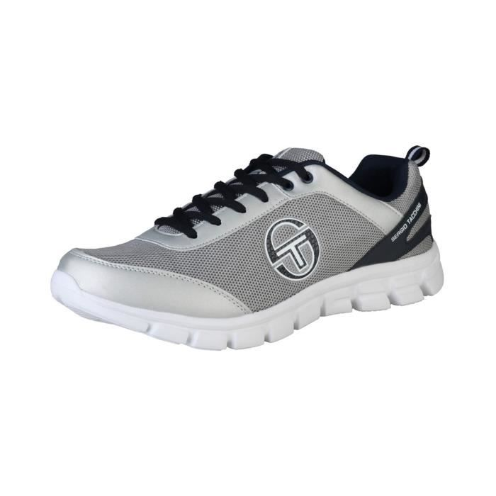 Baskets Sneakers Tacchini Homme Clair Gris Sergio ynwPvON0m8